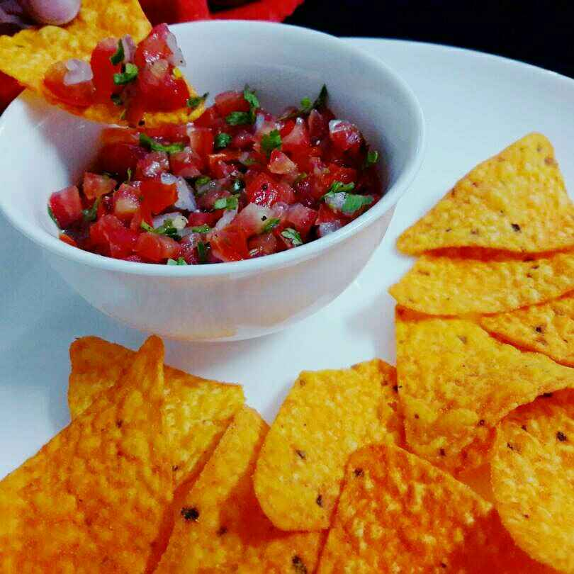 How to make Tomato Salsa