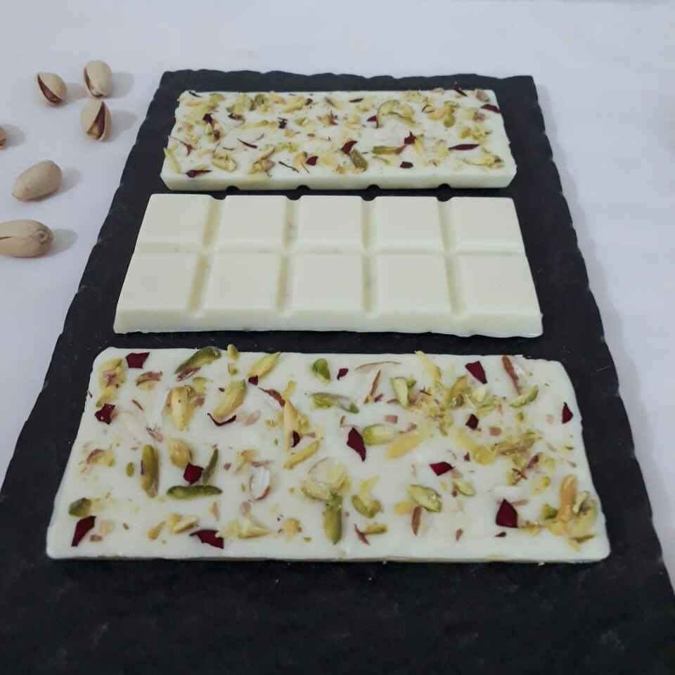 How to make Rabdi Chocolate Bars