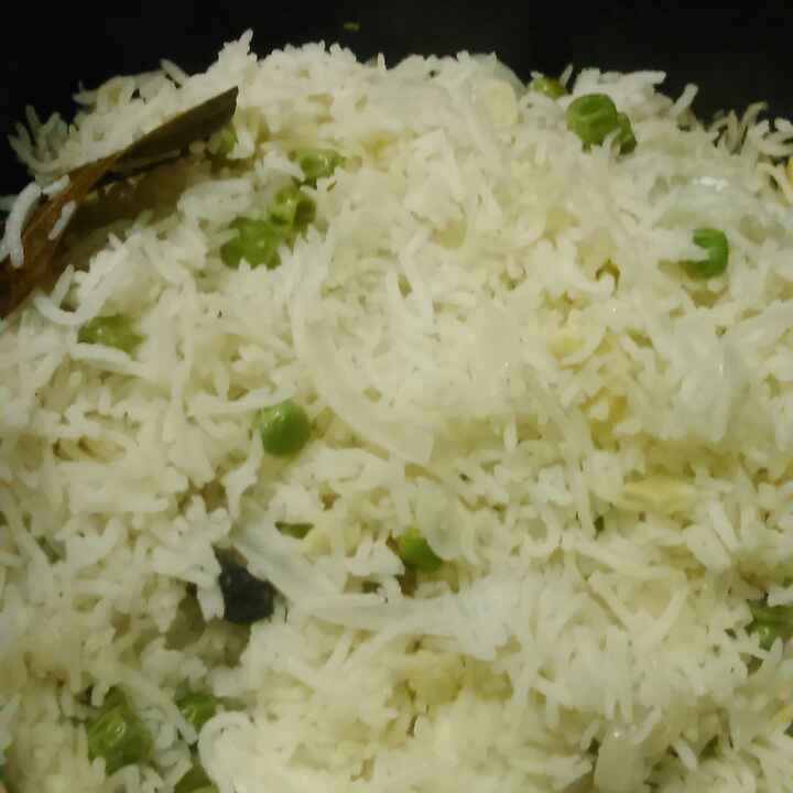 Photo of Green peas pulav by Pa Ab at BetterButter