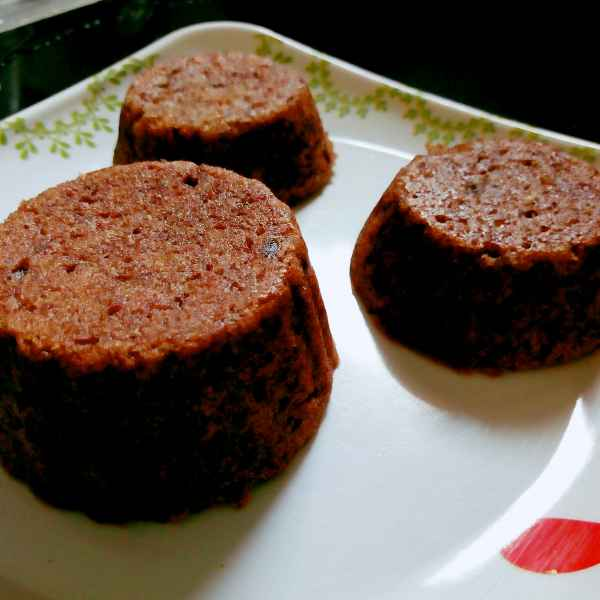 Photo of Khajoor cake(Dates cake) by Pa Ab at BetterButter