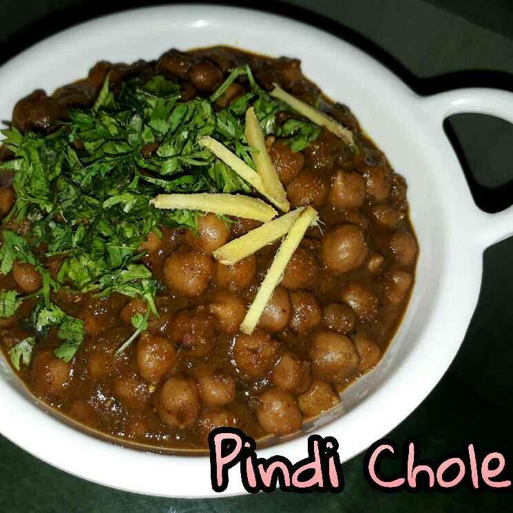 How to make Pindi Chole
