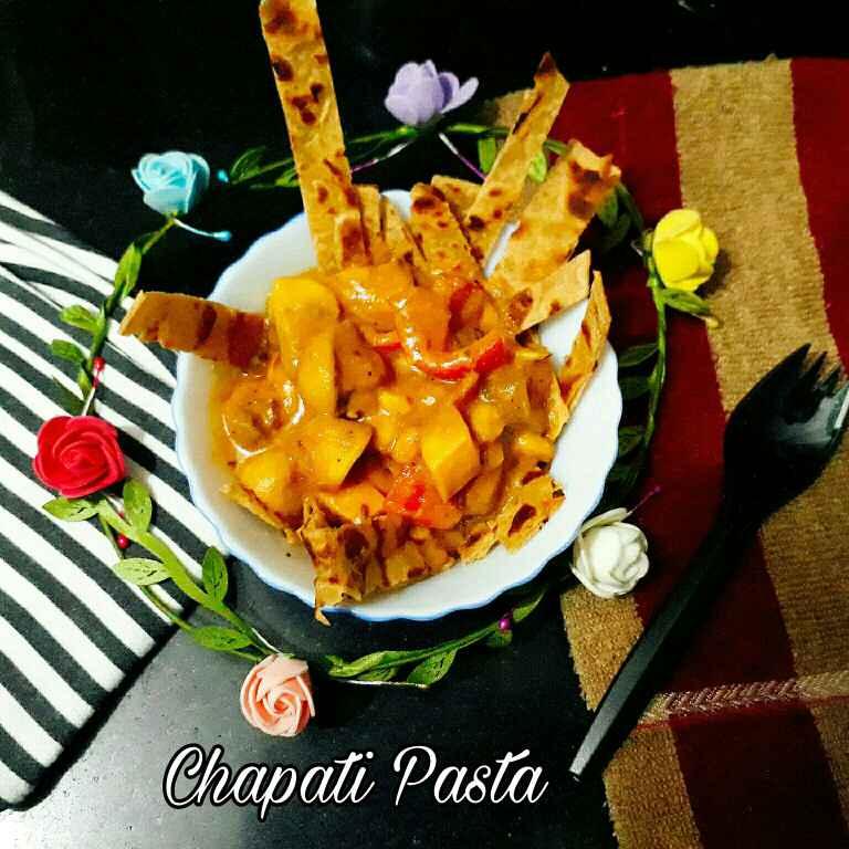 How to make Chapati Pasta