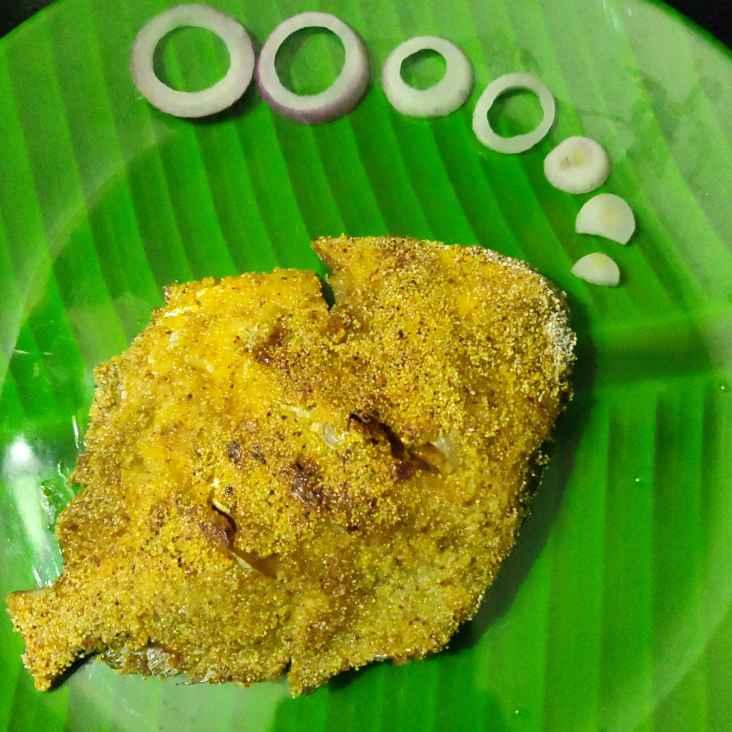 Photo of Pomfret fry by Prachi Gaddam at BetterButter