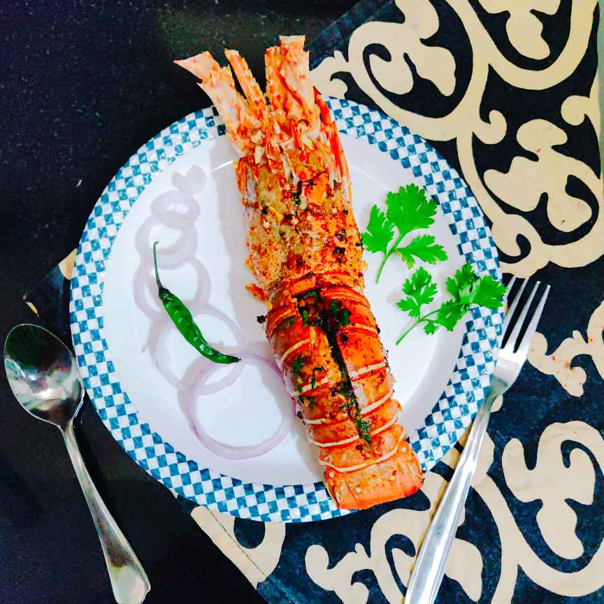 Photo of Grilled lobster by Prachi Gaddam at BetterButter
