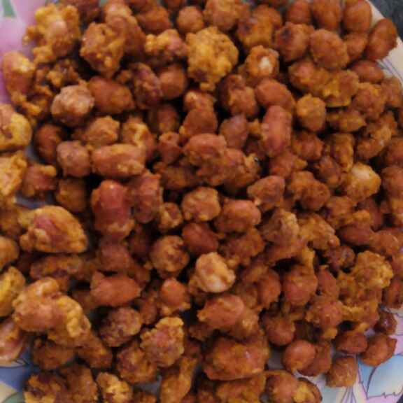 How to make Masala peanuts