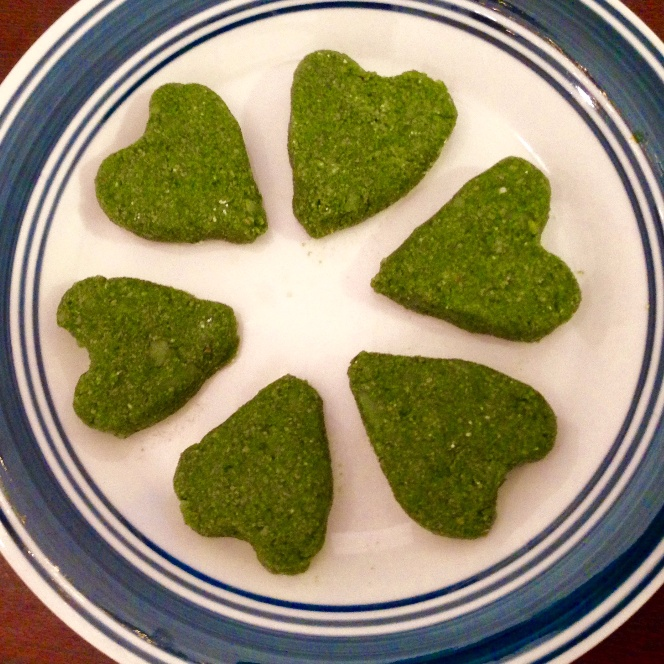 How to make Soya Spinach cutlets