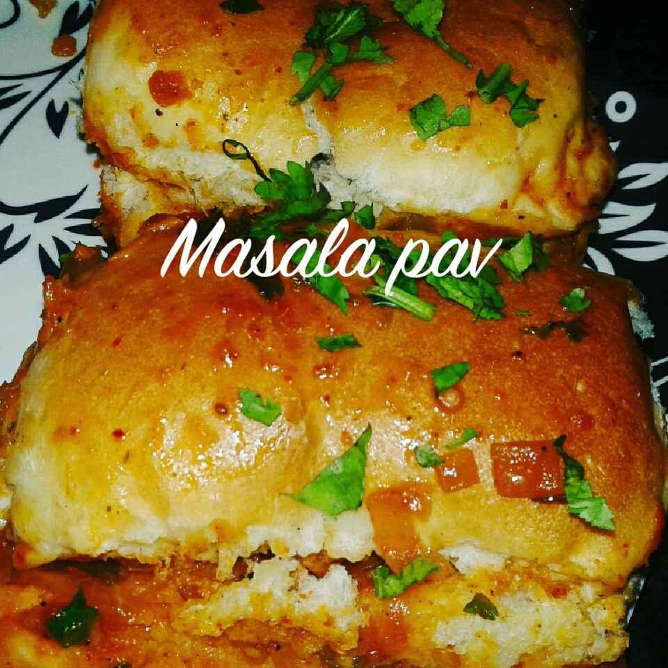 Photo of Masala pav by Prachi Lalwani at BetterButter