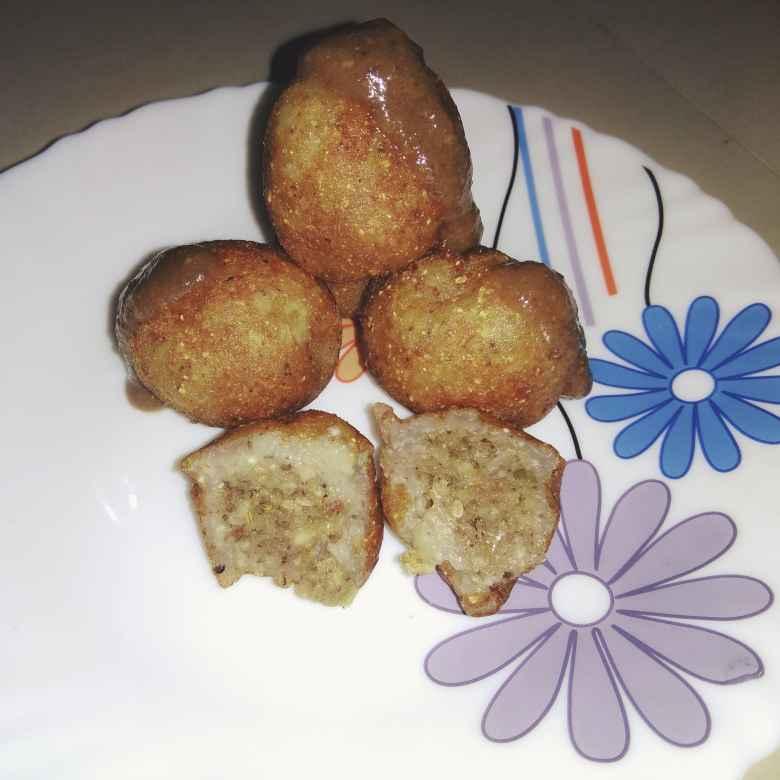How to make Buff vada