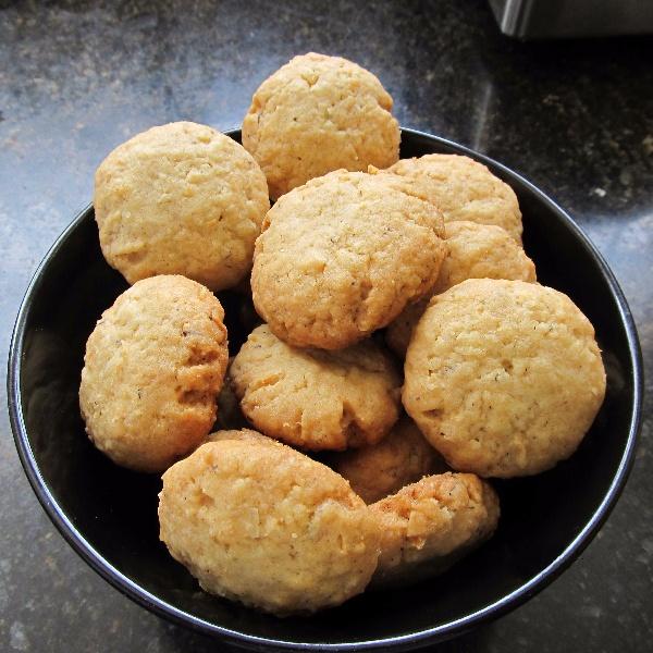 Photo of Coconut Cookies by Prajakta Khanvilkar at BetterButter