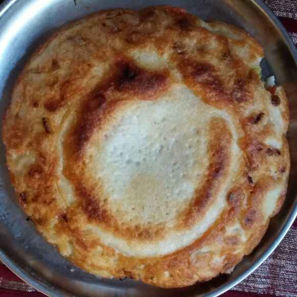 How to make Kadai Dosa