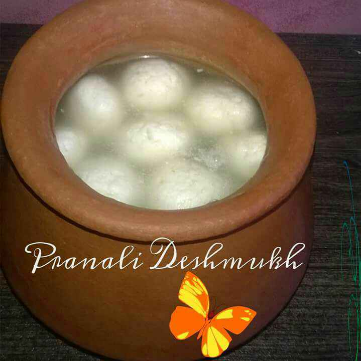 How to make रसगुल्ले