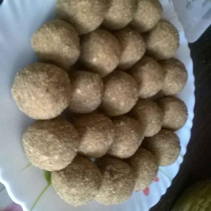 Photo of Dry fruit Laddus by Pranali Deshmukh at BetterButter