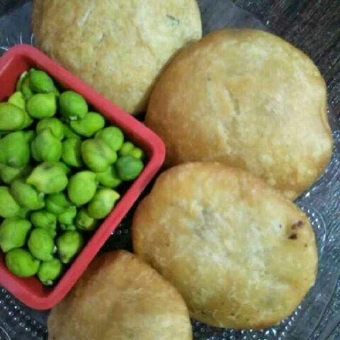 How to make Green chana kachori