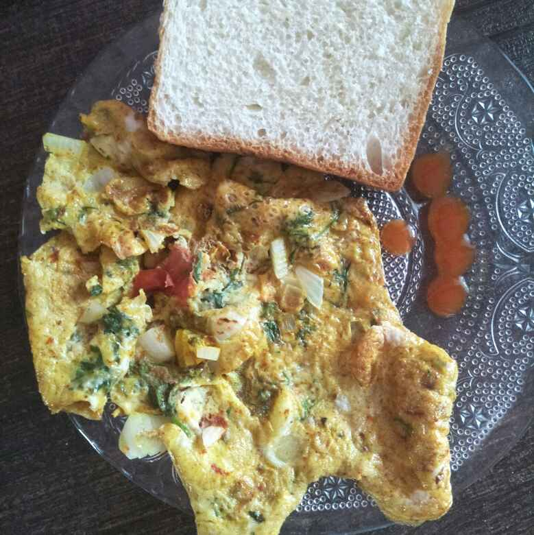 Photo of Omlet by Pranali Deshmukh at BetterButter