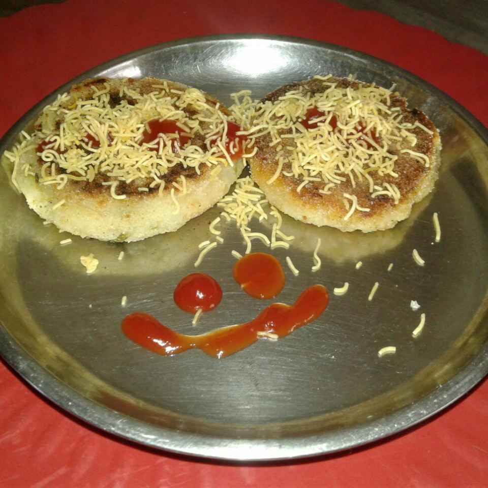 Photo of Aalu tikki by Pranali Deshmukh at BetterButter