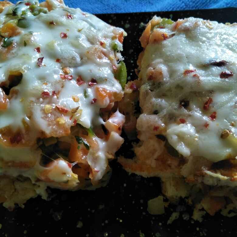Photo of quick Pan Lasagna by Pranali Deshmukh at BetterButter