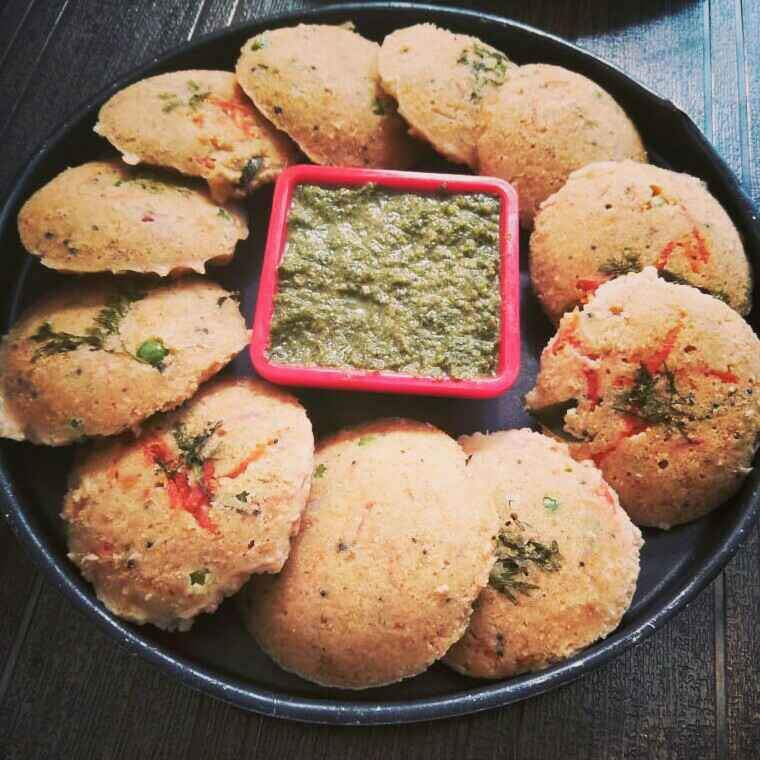 Photo of Tangi tomato idli by Pranali Deshmukh at BetterButter