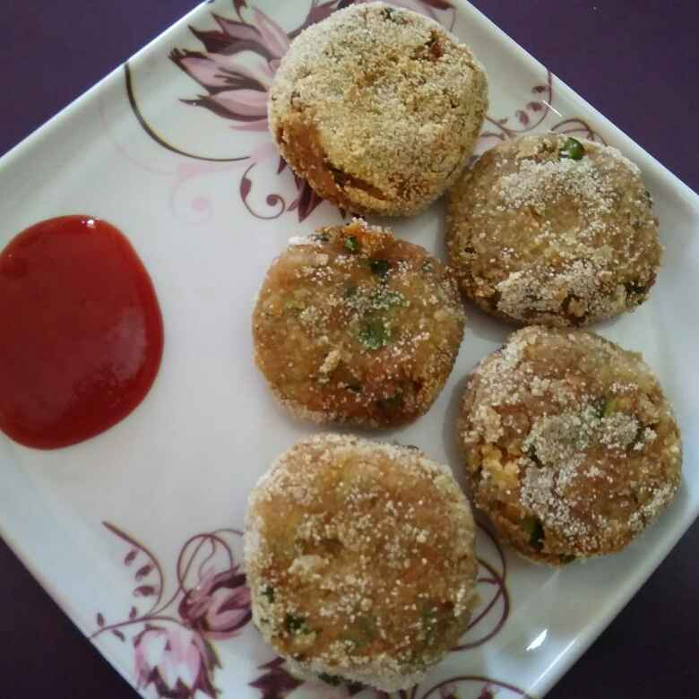 Photo of Quinoa cutlet by Pranali Deshmukh at BetterButter