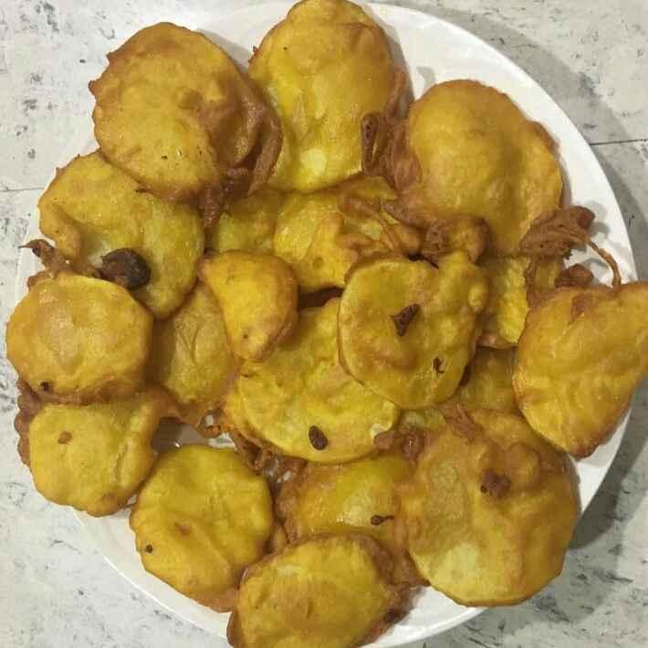 How to make बटाटा भजी