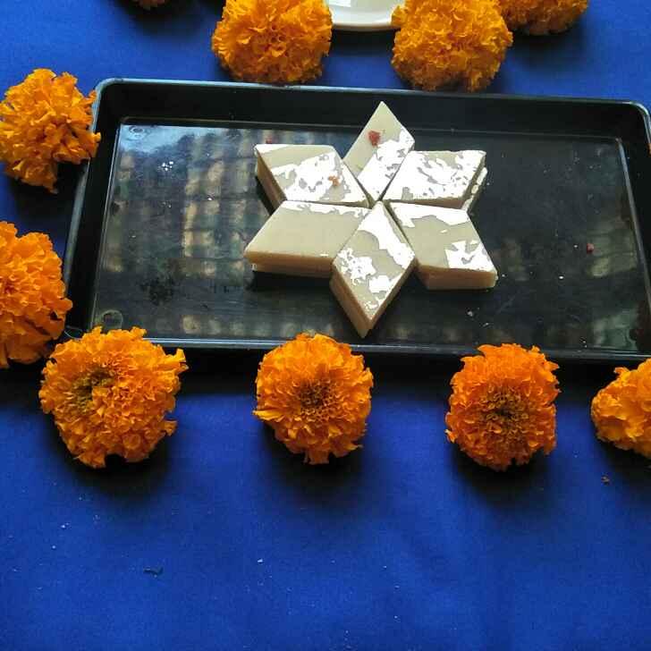 Photo of Kaju katli by Pranali Deshmukh at BetterButter