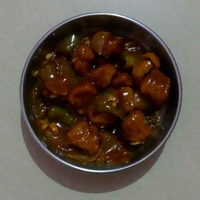 Photo of Paneer chilli by pranali deshmukh at BetterButter