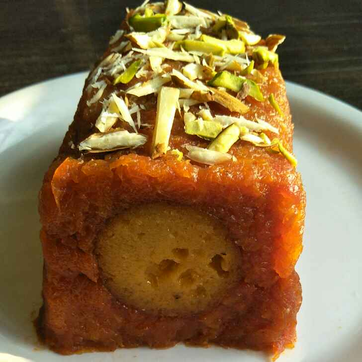 Photo of Carrot terrine by pranali deshmukh at BetterButter