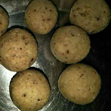 Photo of Churma laddu by pranali deshmukh at BetterButter
