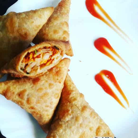 Photo of Onion Samosa by Praseetha Sambhu at BetterButter