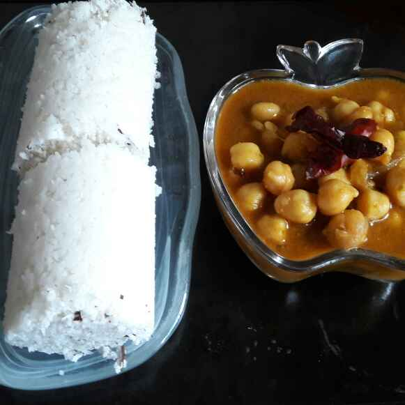 How to make Rice Puttu