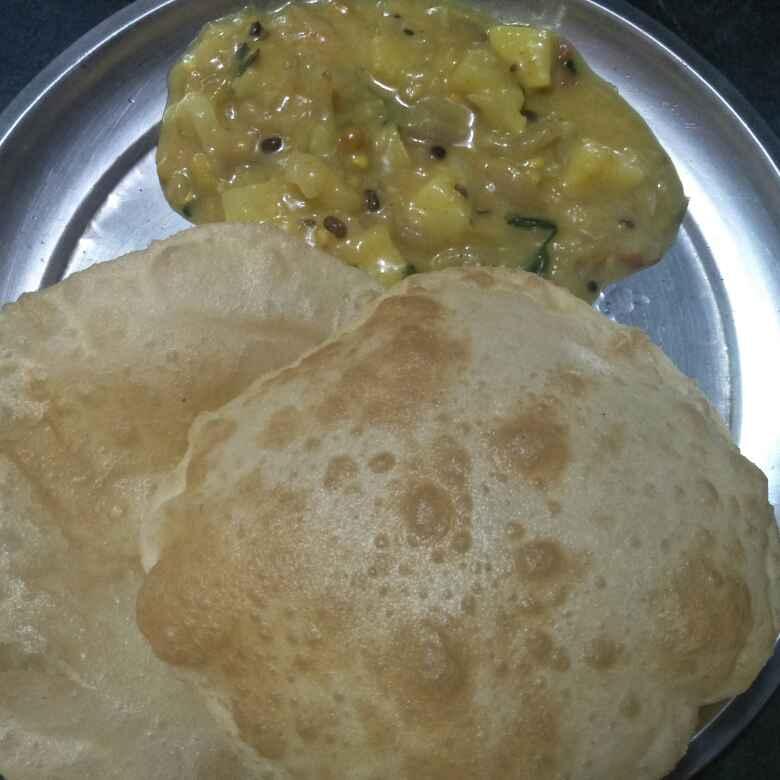 Photo of PURI by Prathyusha Mallikarjun at BetterButter