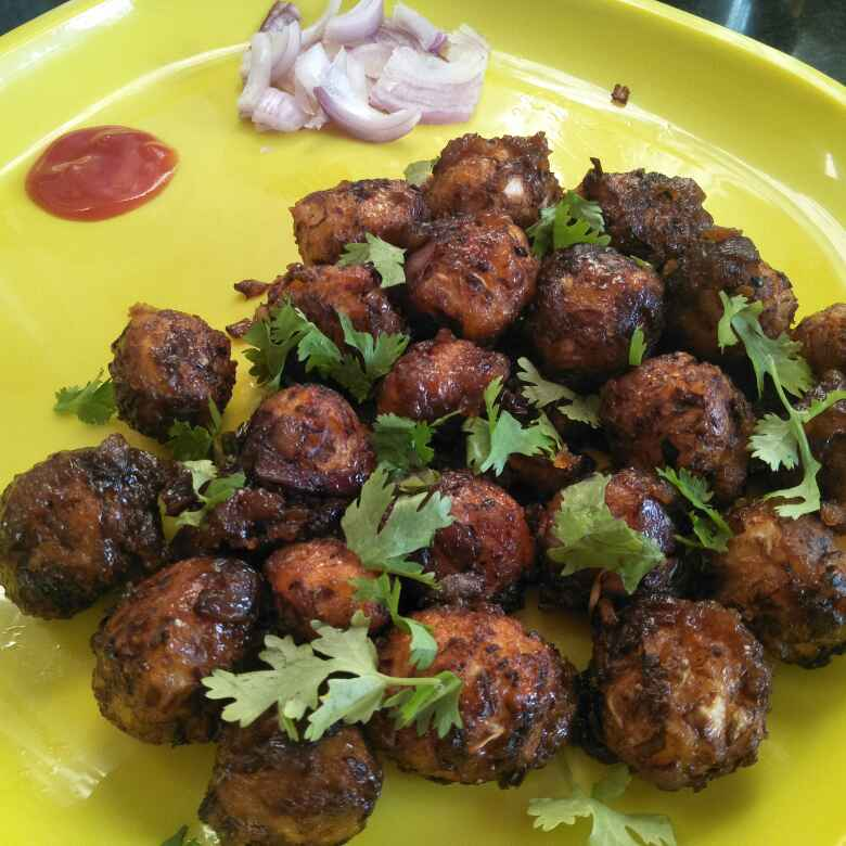 Photo of veg manchurian balls  by Prathyusha Mallikarjun at BetterButter