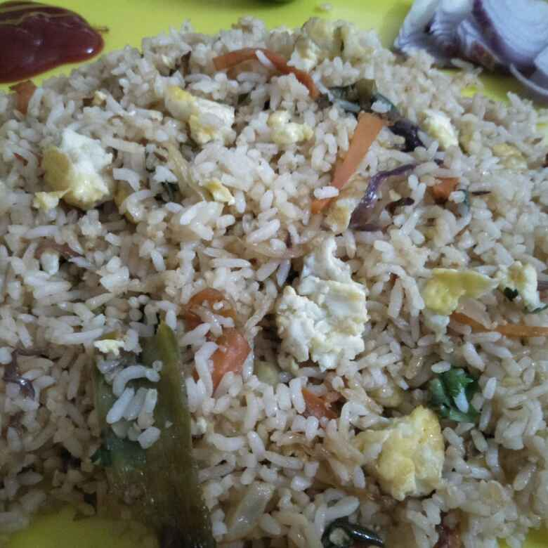 Photo of EGG FRIED RICE by Prathyusha Mallikarjun at BetterButter