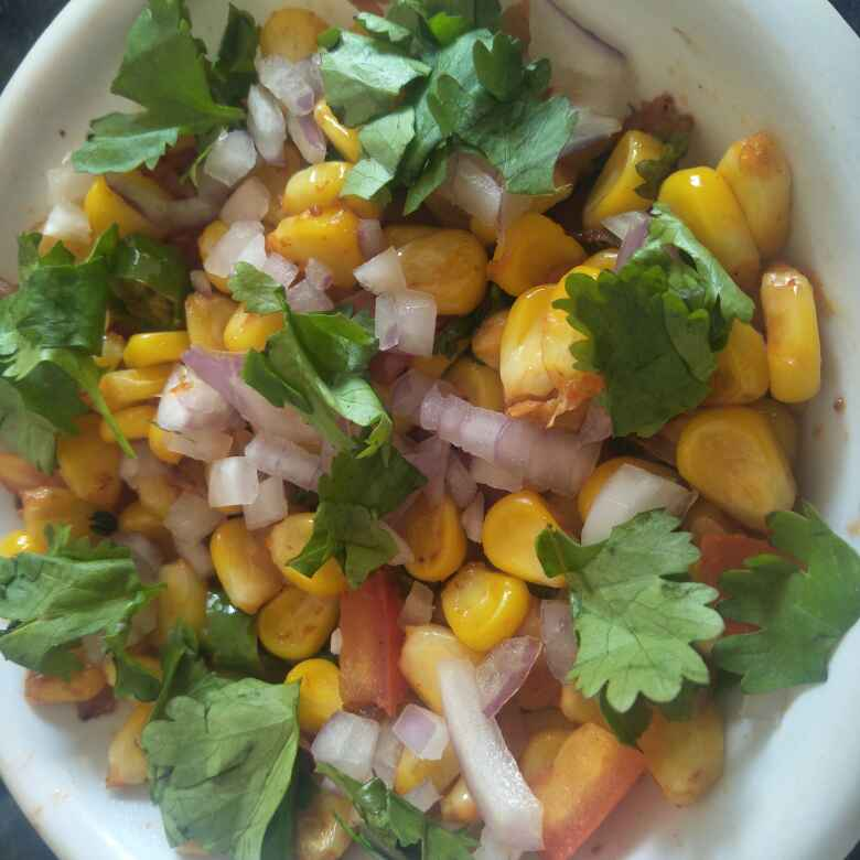 Photo of SWEET CORN CHAT by Prathyusha Mallikarjun at BetterButter