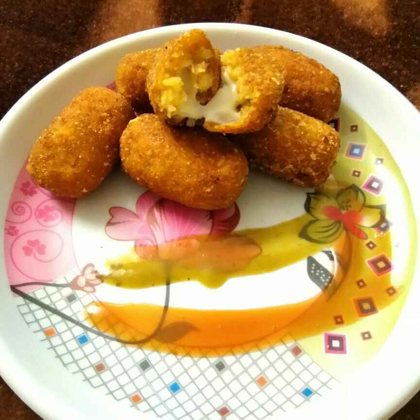 Photo of Garlic Cheesy Nuggets by prati singh at BetterButter
