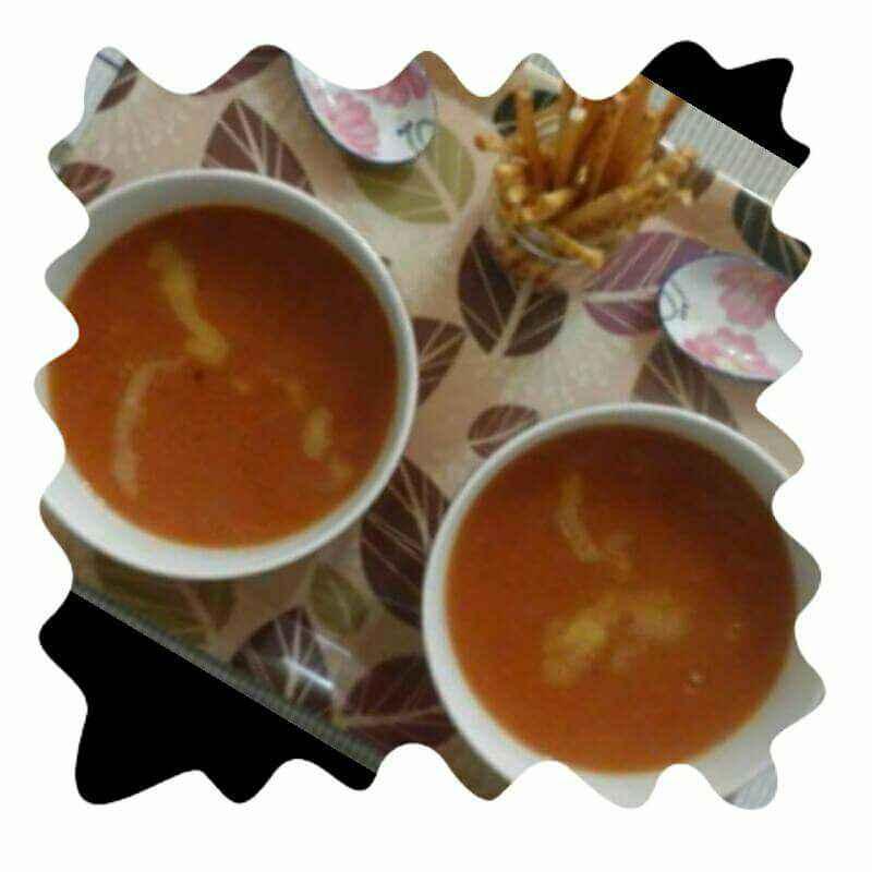 Photo of Carrot tamatar soup by pratibha singh at BetterButter