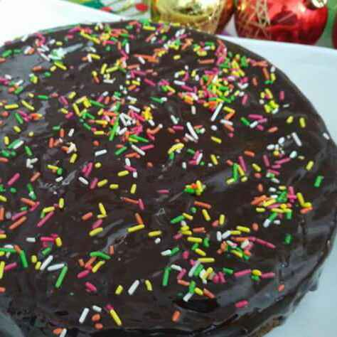 Photo of Eggless chocolate cake cooker me by pratibha singh at BetterButter