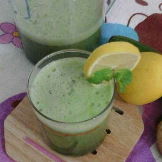 Photo of Cucumber healthy drink by pratibha singh at BetterButter