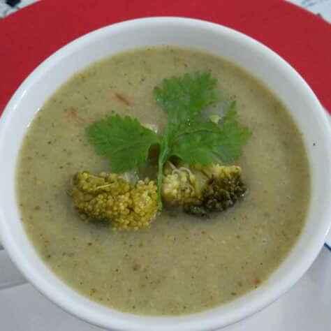 Photo of Broccoli soup by pratibha singh at BetterButter