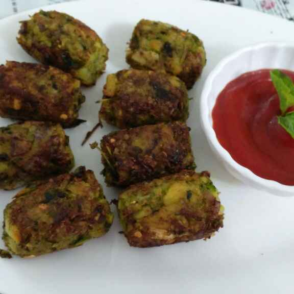 Photo of  Broccoli Tots by pratibha singh at BetterButter