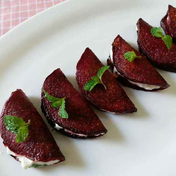 Photo of Beet root roll by pratibha singh at BetterButter