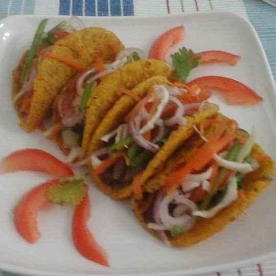 Photo of Kasuri methi tacos stuffed with indian twist by Pratibha Singh at BetterButter
