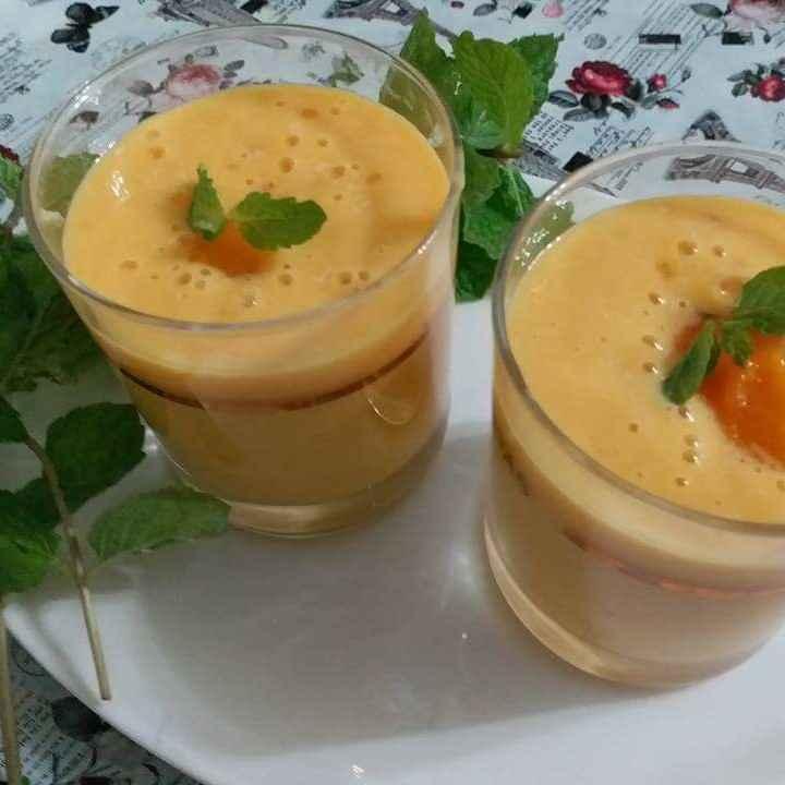 Photo of Mango shake sugar free by Pratibha Singh at BetterButter