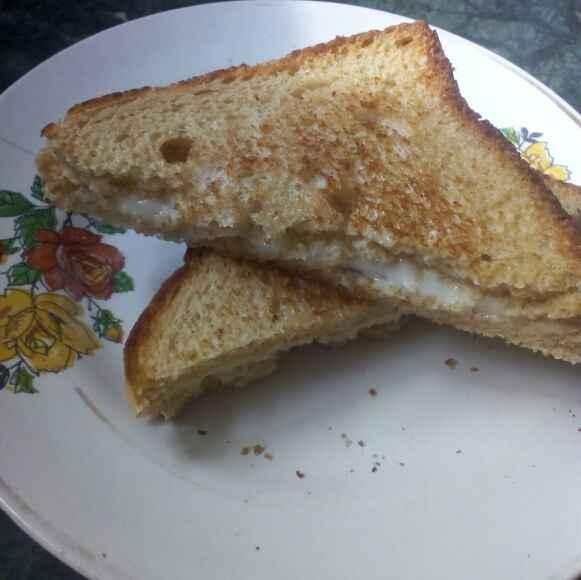 Photo of Cheese sandwich by Pratiksha More at BetterButter