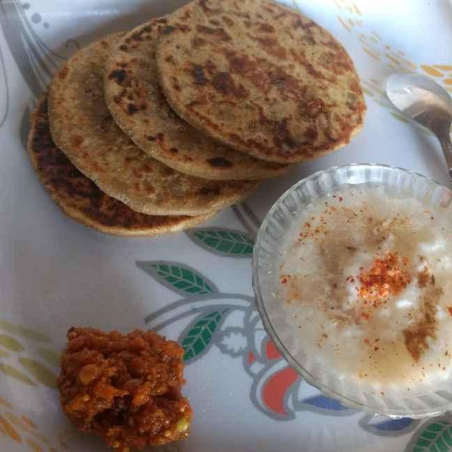 How to make Onion Paratha