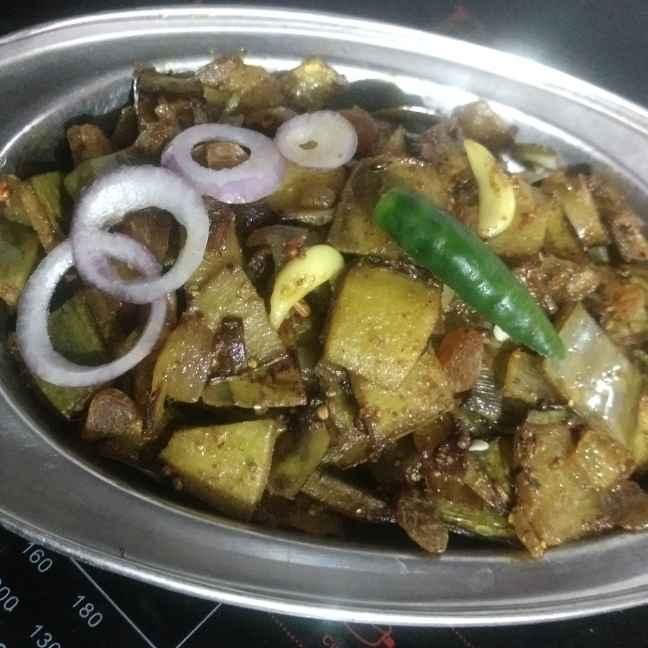 Photo of Kele ke chhilke ki subzi by Pratima Pradeep at BetterButter
