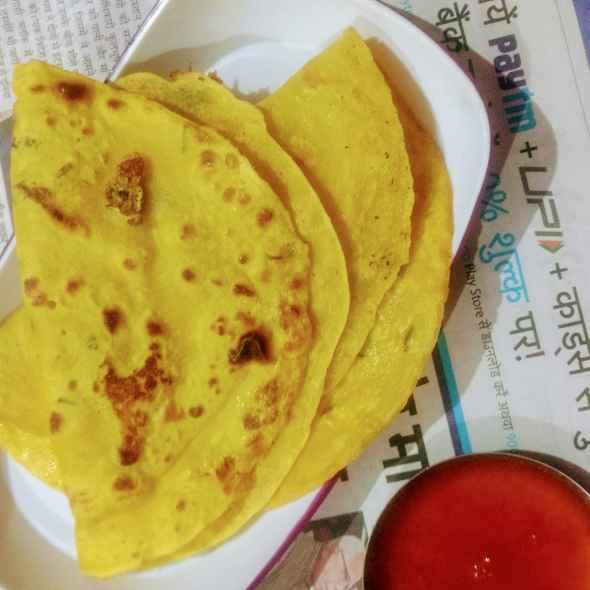 Photo of Jhatpat besan chilla by Pratima Pradeep at BetterButter