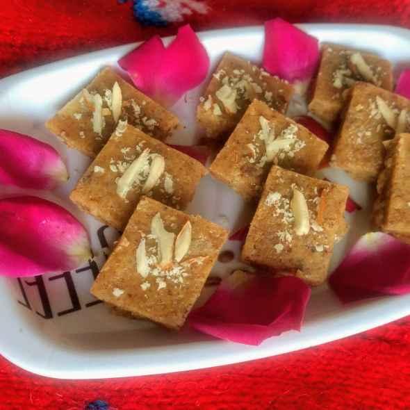 How to make Malai mawa milk cake