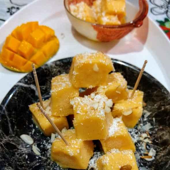 Photo of Mango cockonat icecream by Pratima Pradeep at BetterButter