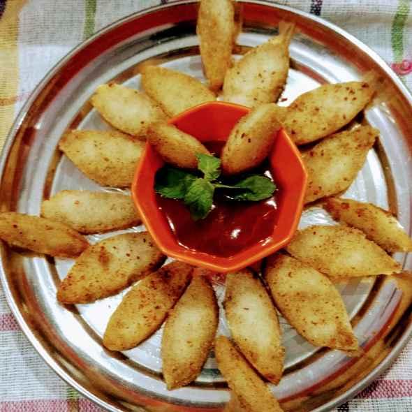 How to make इडली चिप्स