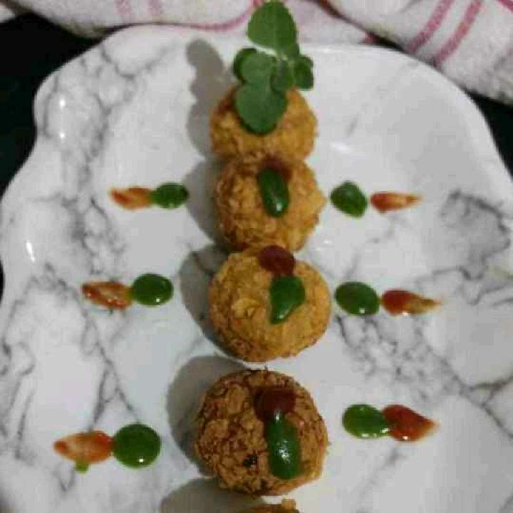 How to make Corn potato cutlet